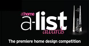 at home a list award
