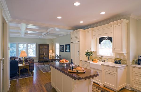Kitchen Doyle Coffin Architecture Ridgefield Ct
