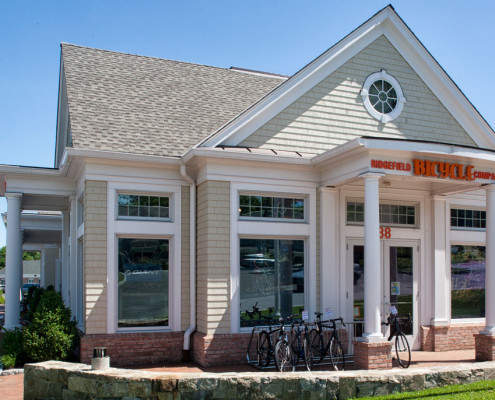 Ridgefield bicycle company doyle coffin architecture for Adam broderick salon ridgefield ct