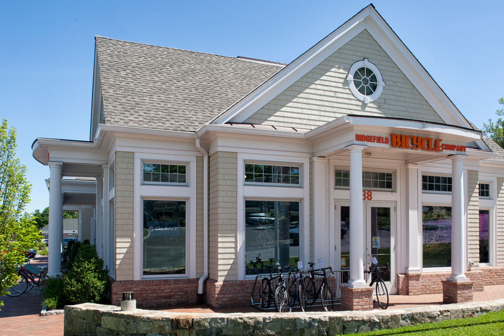 Ridgefield bicycle company doyle coffin architecture for Adam broderick salon ridgefield