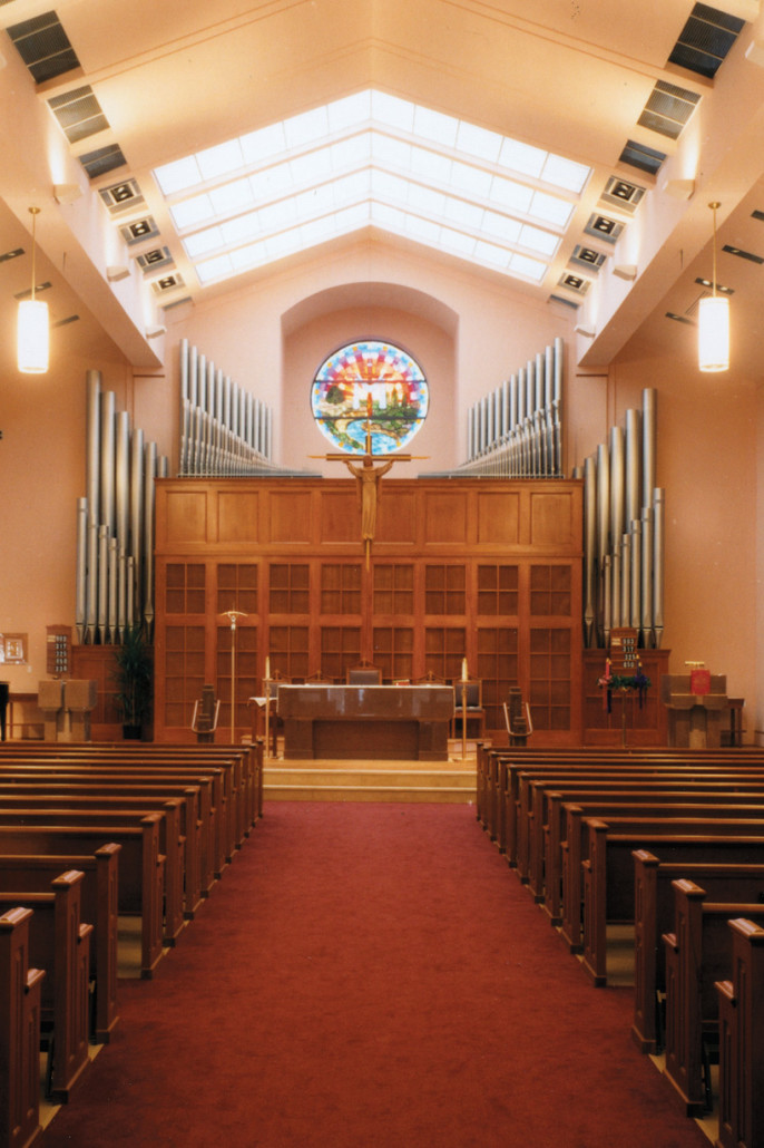 Saint Edward The Confessor Doyle Coffin Architecture