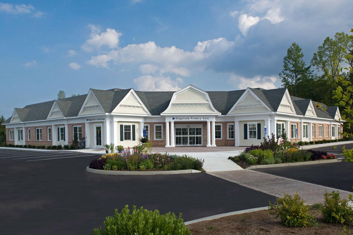 Medical center doyle coffin architecture ridgefield ct for Adam broderick salon ridgefield