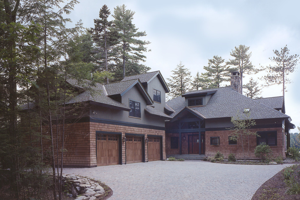 Lake house doyle coffin architecture ridgefield ct for Lakehouse construction