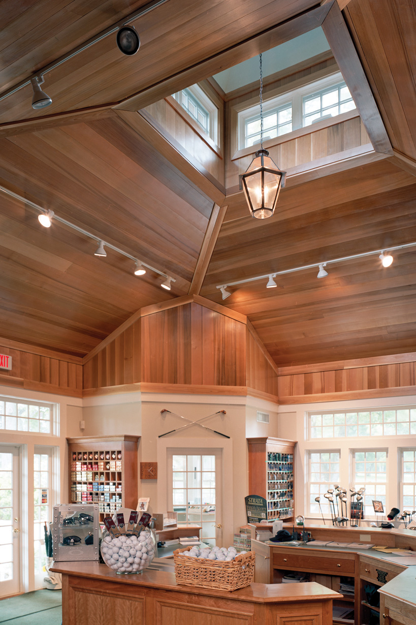 Waccabuc country club doyle coffin architecture for Adam broderick salon ridgefield ct