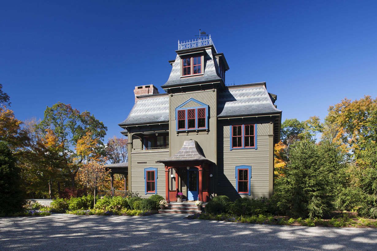 Victorian guest cottage doyle coffin architecture for Www architecture