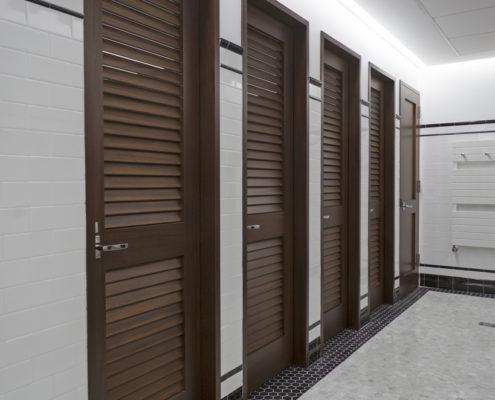 Sleepy Hollow Men S Locker Room Doyle Coffin Architecture Ridgefield Ct