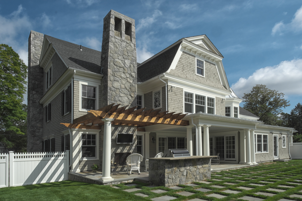 Silver Belle Doyle Coffin Architecture Ridgefield Ct